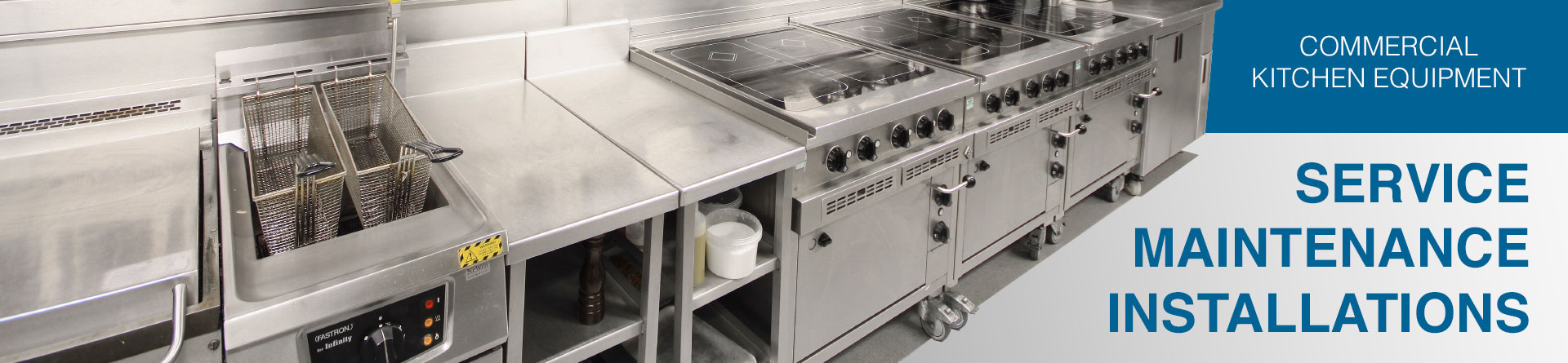 Alliance Mechanical Services have trained cooking technicians for commercial kitchen equipment service and repairs.